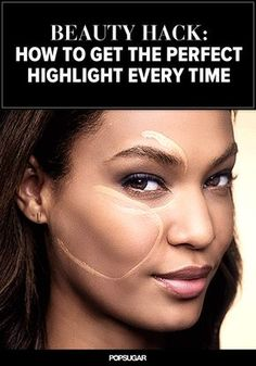This trick is so easy, you learned it in kindergarten. #beauty