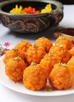 So who is having cravings for these #delicious ladoos?