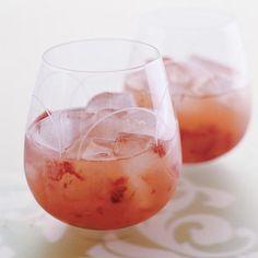 Strawberry-Lychee Punch