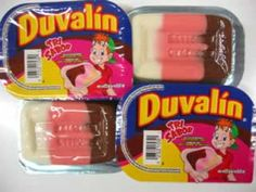 Duvalin Milk Cream Candy, Tri Sabor - Mexican Candy