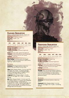 dnd-5e-homebrew: Dragon Age Demons Part 3 by Emmetation