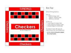 checker box top