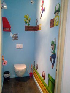 D coration toilettes vert et bleu wc suspendu leroy merlin design d coration et merlin for Decorer les toilettes