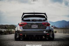 f120-custom-white-subaru-wrx-rear | Flickr - Photo Sharing!