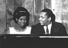 John and Alice Coltrane. Alice Coltrane, Francis Wolff, A Love Supreme, Jazz Radio, Thelonious Monk, Miles Davis, Jazz Musicians, Famous Couples, I Love Music