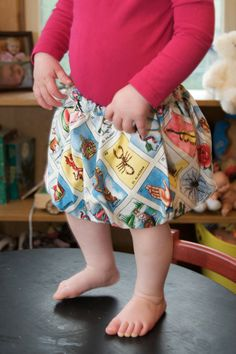 Loteria BABY skirt