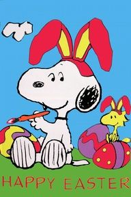 snoopy easter - Google Search