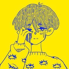 Cartoon Kunst, Cartoon Art, Pretty Art, Cute Art, Posca Art, Vent Art, Japon Illustration, Arte Obscura, Arte Sketchbook