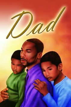 Black African Art | African American Father's Day Cards - The Black Art Depot
