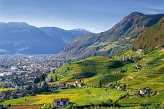 Bozen, charmante Landeshauptstadt in Südtirol