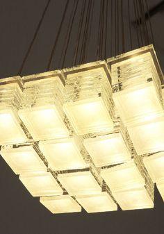 Glass LED Pendant Lighting - Bespoke Chandeliers - Indoor Lighting | The Light Yard