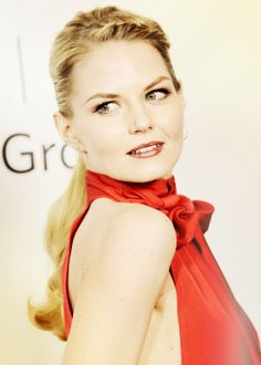 Jennifer Morrison-alternate to Poppy Montgomery in my Charlie's Angels lineup.