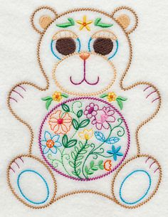 Machine Embroidery Designs at Embroidery Library! - Color Change - J5872