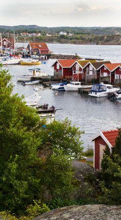 Hunnebostrand, Sweden