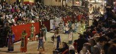 Lorca espera, con el cartel de ´completo´, a más de 200.000 visitantes en Semana Santa