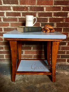 MCM Side Table, $125