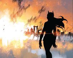 Batgirl - Endgame