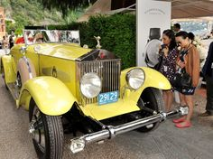 Rolls-Royce Phantom I de 1929