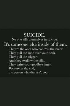 Depressed-Suicidal quotes - YouTube