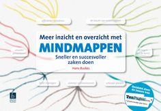 """""""Meer inzicht en overzicht met mindmappen: sneller en succesvoller zaken doen"""" -  Hans Buskes"""