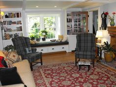 suzanne - pittsburgh pa - traditional - family room - other metro - thealexanders101