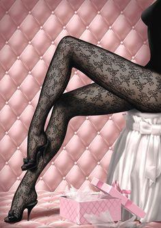 Feelin' a bit lacy racy today, ladies ♥