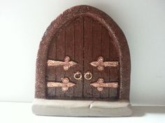 Fantasy Fairy Double Door Painted - Let the magic in!
