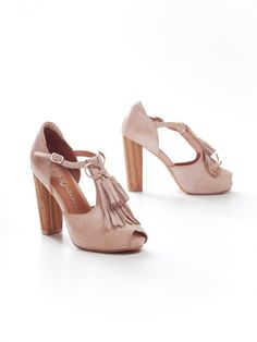 Jeffrey Campbell- Ripple - Nude