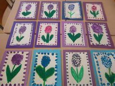 hyacint, is trouwens ook een mooi moederdagcadeau