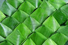 Banana leaf wrap _