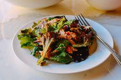 Spicy Chicken Salad, by thewoksoflife.com