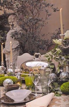 Beautiful silver food dome