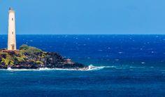 Photograph Infinite Blue by rey Salcido on 500px Lighthouse on Ninini Point in Kauai, HI