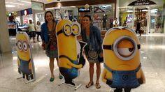 Minions! Maceió Parque Shopping.