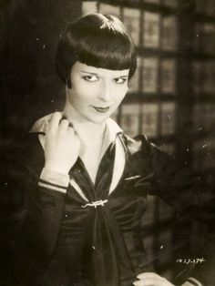 Louise Brooks 1926 in Love Them and Leave Them
