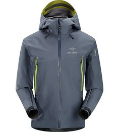 Arc'teryx Beta LT - Lightweight, waterproof, breathable jacket made from GORE-TEX Pro with supple yet durable N40p-X face fabric.