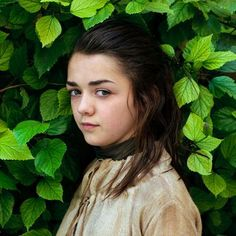 Arya reveals the Game of Thrones scene that made her cry