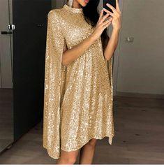 plus size gold dress Glitter Dress, Sequin Dress, Gold Dress, Club Dresses, Short Dresses, Dresses Dresses, Evening Dresses, Fashion Dresses, New Years Dress