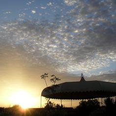 Marrakech sunset.. always dramatic