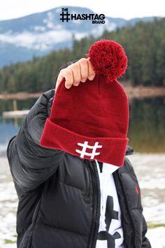 6174f7a1ffa4f Dile adios al frío con tu  GORRO de  TheHashtagBrand ❄ Encuéntralo online en