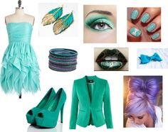 """""""blue"""" by julie-oreo-de-niall on Polyvore"""