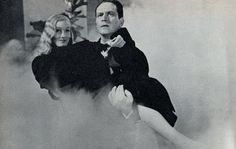 Fredric March and Veronica Lake in I Married a Witch
