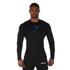 GymShark Core Top - Black | GymShark International | Innovation In Fitness Wear