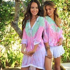 Hot Lava - sk dress - new tiger lily