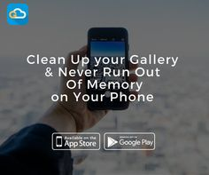 Clean up your gallery with G Cloud backup app and gain more memory storage gcloudbackup.com
