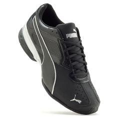 cheaper 887dc f5ee6 PUMA Tazon 6 FM Men s Running Shoes, Size  8.5 Wide, Black