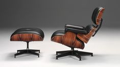 Eames Lounge chair and ottoman - products herman Miller  From www.hermanmiller....