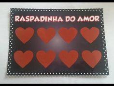Raspadinha do Amor - DIY Dia dos Namorados