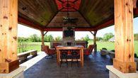 Custom Homes Outdoor Living