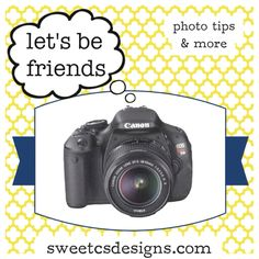 Photo tips for point and shoot, iPhone and DSLR cameras http://sweetcsdesigns.com/archives/category/photography-2
